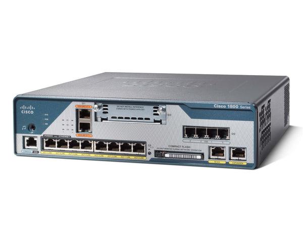 Cisco 1861 8-User SRST C1861-SRST-C-F/K9