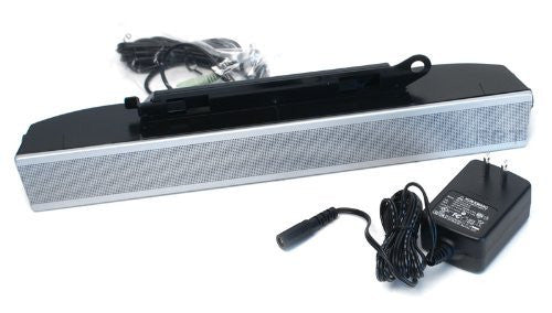 DELL AS501PA SOUND BAR SPEAKERS FOR DELL FLAT PANEL LCD