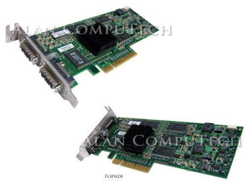 Cisco RemoteBoot HCA 2-Port 4x IB PCIe x8 128MB LP Card