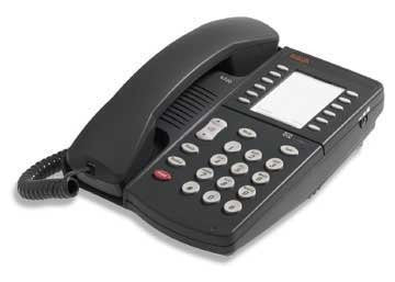 Avaya 6221 Corded Telephone -Gray