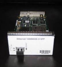 Juniper P-1GE-SFP 1000Base-X Optics Carrier & Processor Module