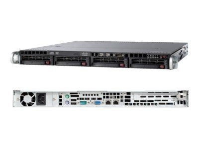 Cisco Physical Security MultiService CPS-MSP-1RU-K9