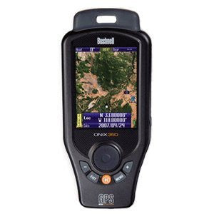 High Quality Bushnell ONIX 350 HandHeld GPS Navigation System New