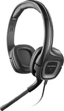 Plantronics Audio 355 Black Headband Multimedia Stereo Headset with Microphone