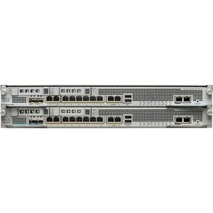 Cisco ASA5585-S10C10XK9, ASA5585 X Series Security Appliance with S10, dual AC