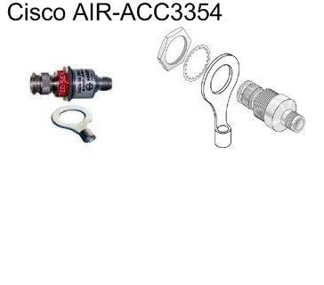 Cisco AIR-ACC3354 Lightning Arrestor for Cisco Antennas