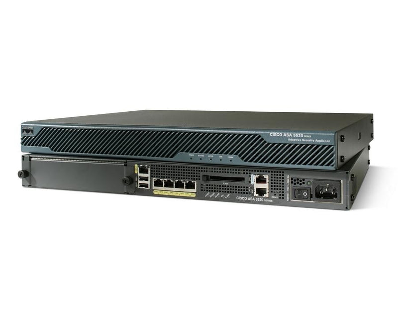 Cisco ASA 5520 Appliance with SSM-AIP-20 Module-Security Appliance