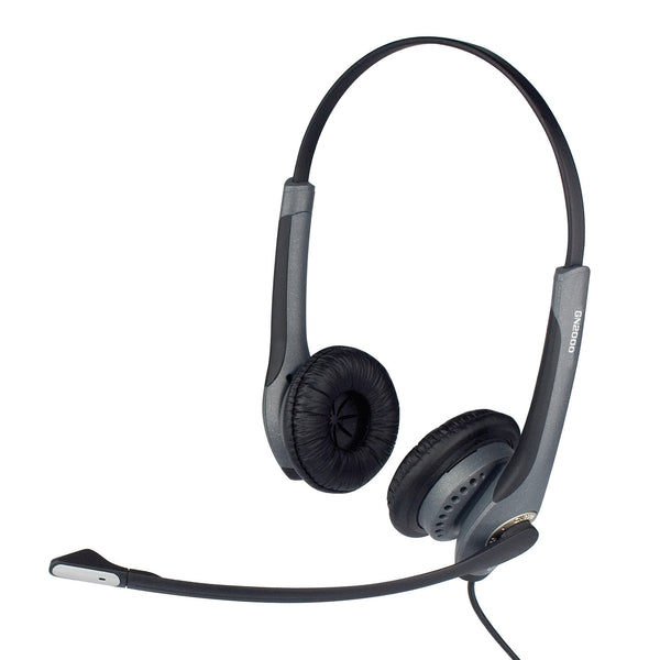 Jabra GN2000 USB Duo UC Corded Headset for Soft-phone