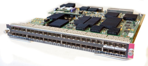 Cisco WS-X6748-GE-TX 48 Port Gigabit Network Module