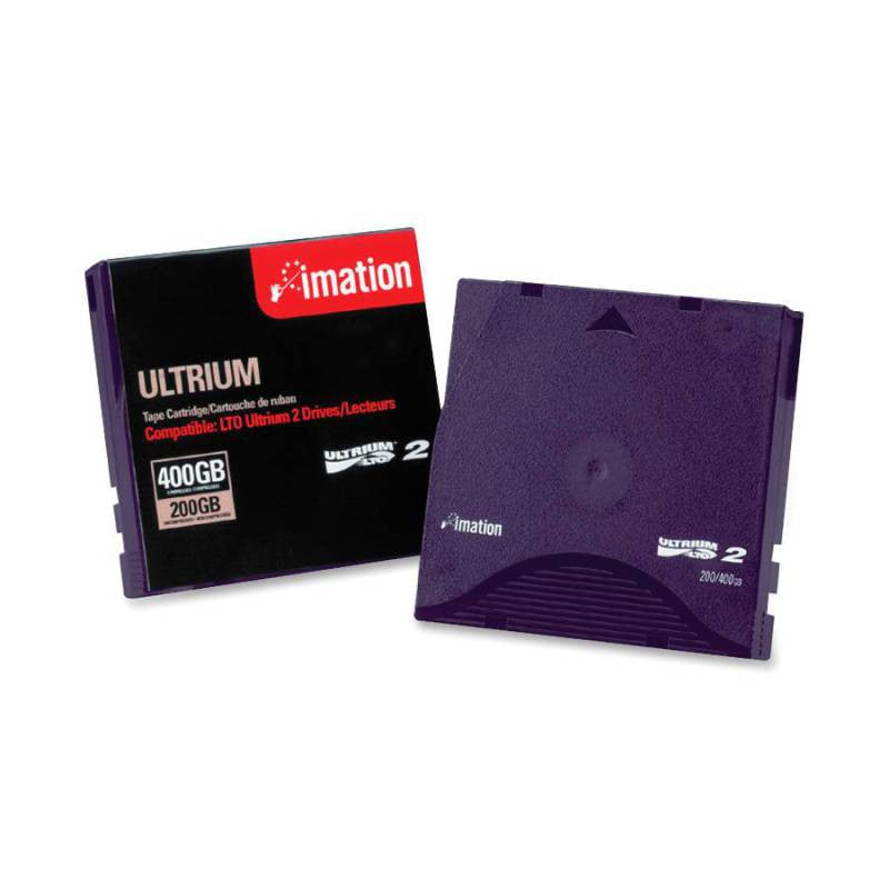 Data Cartridge Ultrium LTO2 80MB Transfer Rate 200/400GB 5 Pk