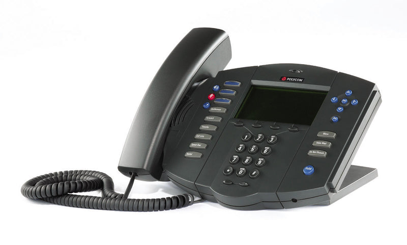 Polycom SoundPoint IP 501 with Power Supply