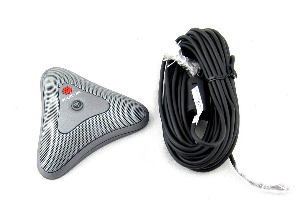 Polycom VSX Mic Kit - Includes 1 Mic with 30FT Cable