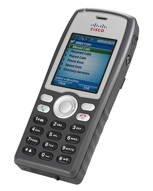 Cisco 7925G Unified Wireless IP Phone