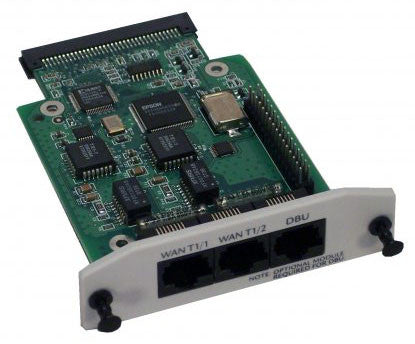 NetVanta T1/FT1+DSX-1 NETWORK INTERFACE MODULE - Model
