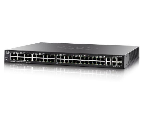 Cisco SG300-52MP-K9-NA Layer 3 Switch