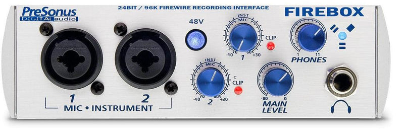 PreSonus FireBox 6X8 Firewire Recording Interface