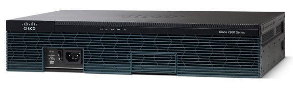 Cisco SPIAD2911-24FXS/K9 with 24FXS PVDM3-64 UC License Pak