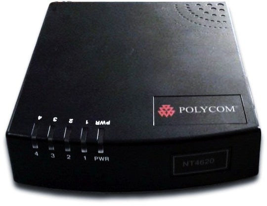 Polycom NT4620 NT1-Quad Network Terminator For Pricturetel