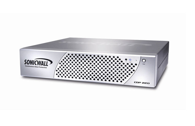 SonicWALL CDP 220 Network Storage Server