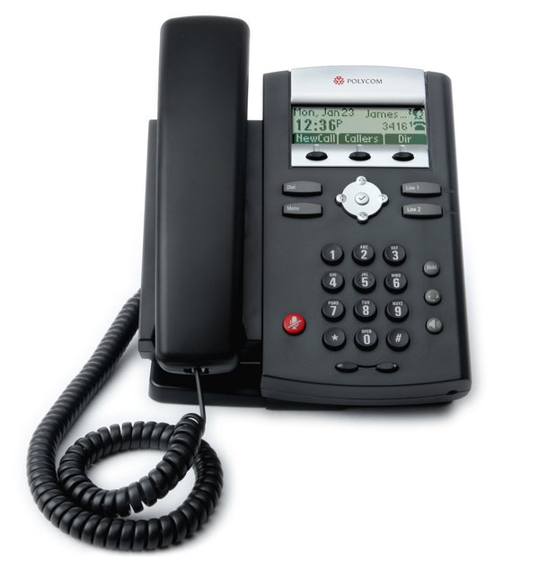 Polycom SoundPoint IP 331 Phone - Power Supply Not Included