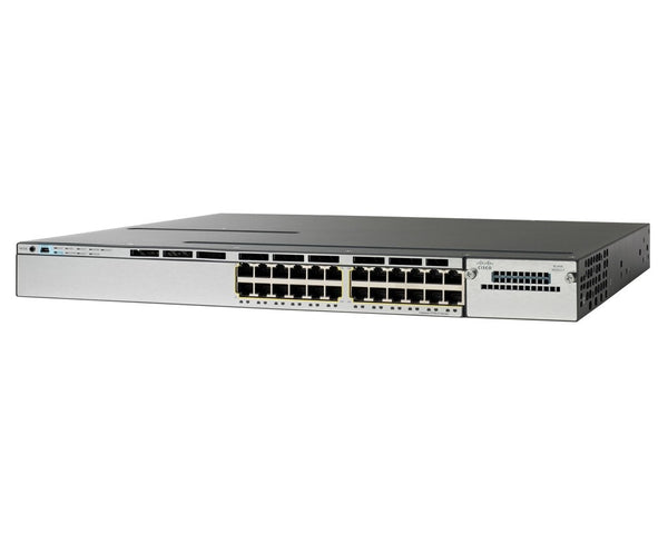 Cisco WS-C3750-24TS-E Catalyst 24 Port EMI Switch