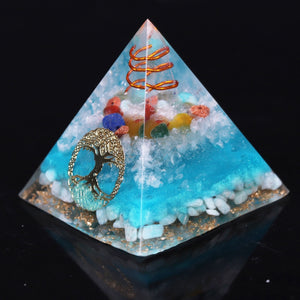 Orgonite de Purification des Chakras