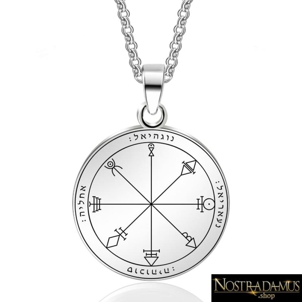 Premier Pentacle de Vénus - Amour & Attraction - Pendentif Colliers