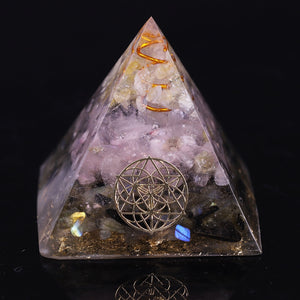 Orgonite 'Pouvoir de l'Intention'