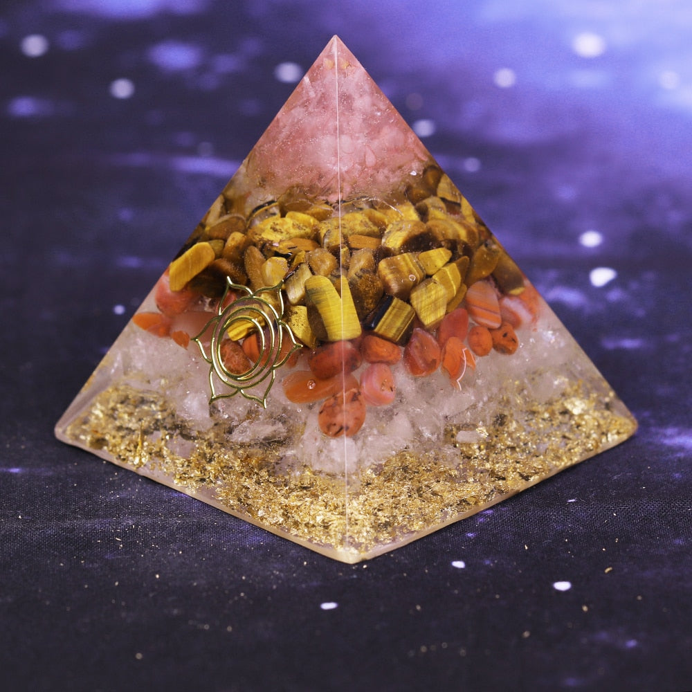 Orgonite d'Harmonie Relationnelle
