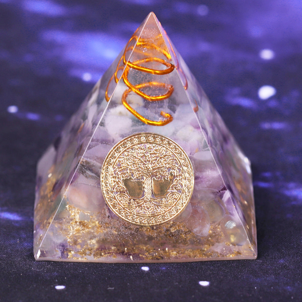 Orgonite de Protection Psychique