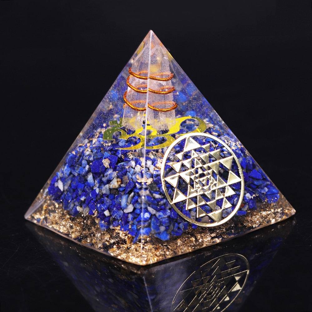 Orgonite d'Ascension Spirituelle