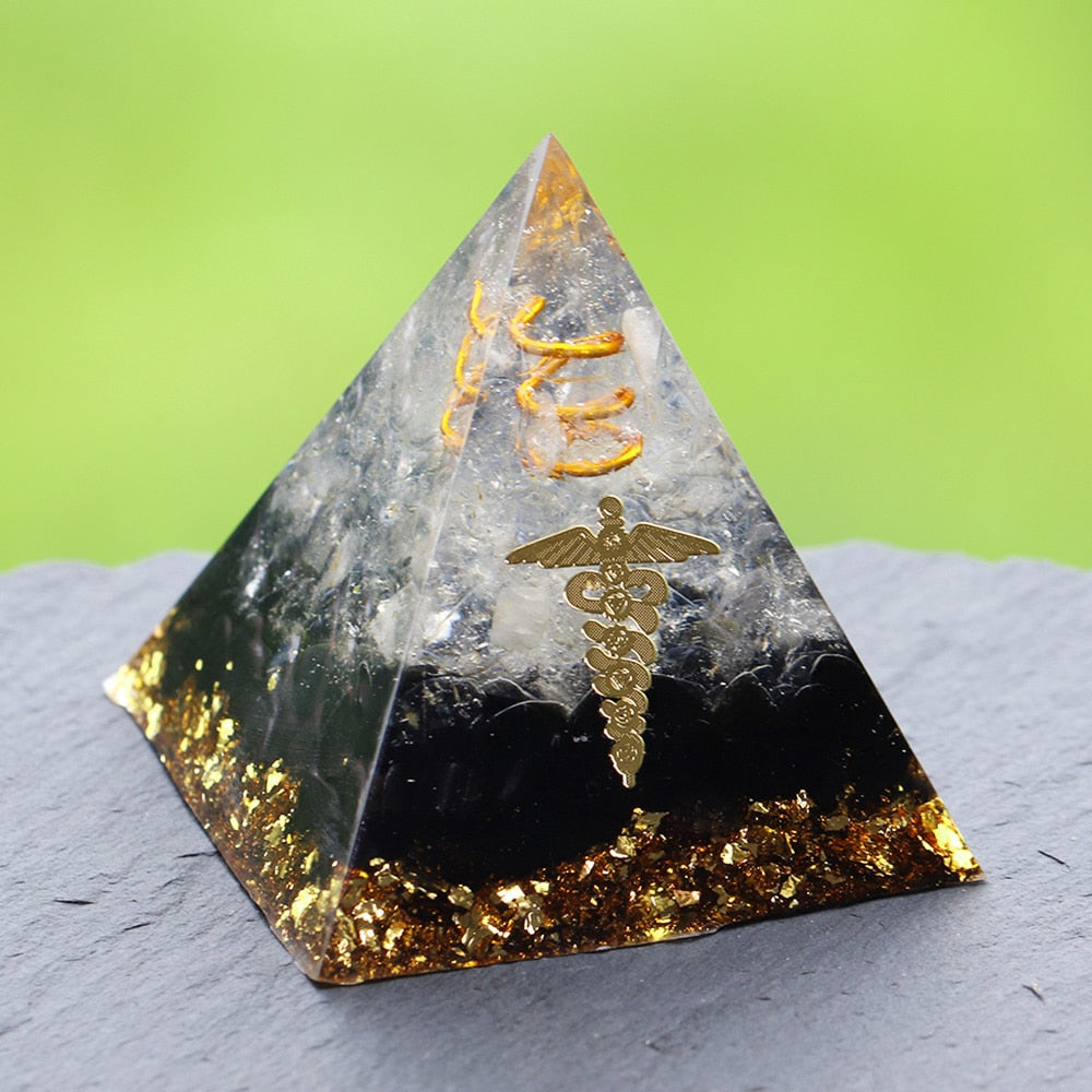 Orgonite 'Bouclier de Protection'