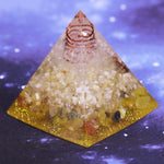 Orgonite d'Activation des Flux d'Abondance