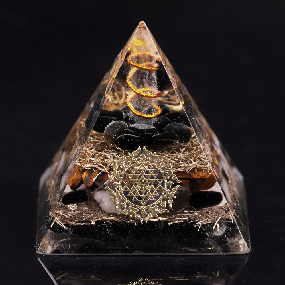 Orgonite de Désenvoûtement