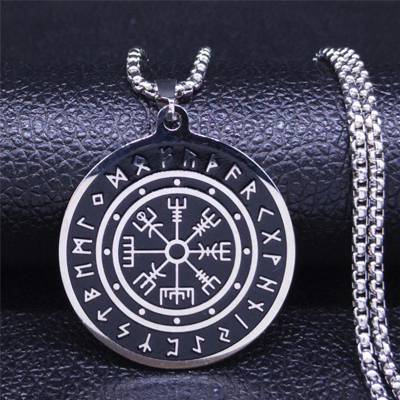 Talisman Vegvisir - Protection & Guidance Spirituelle