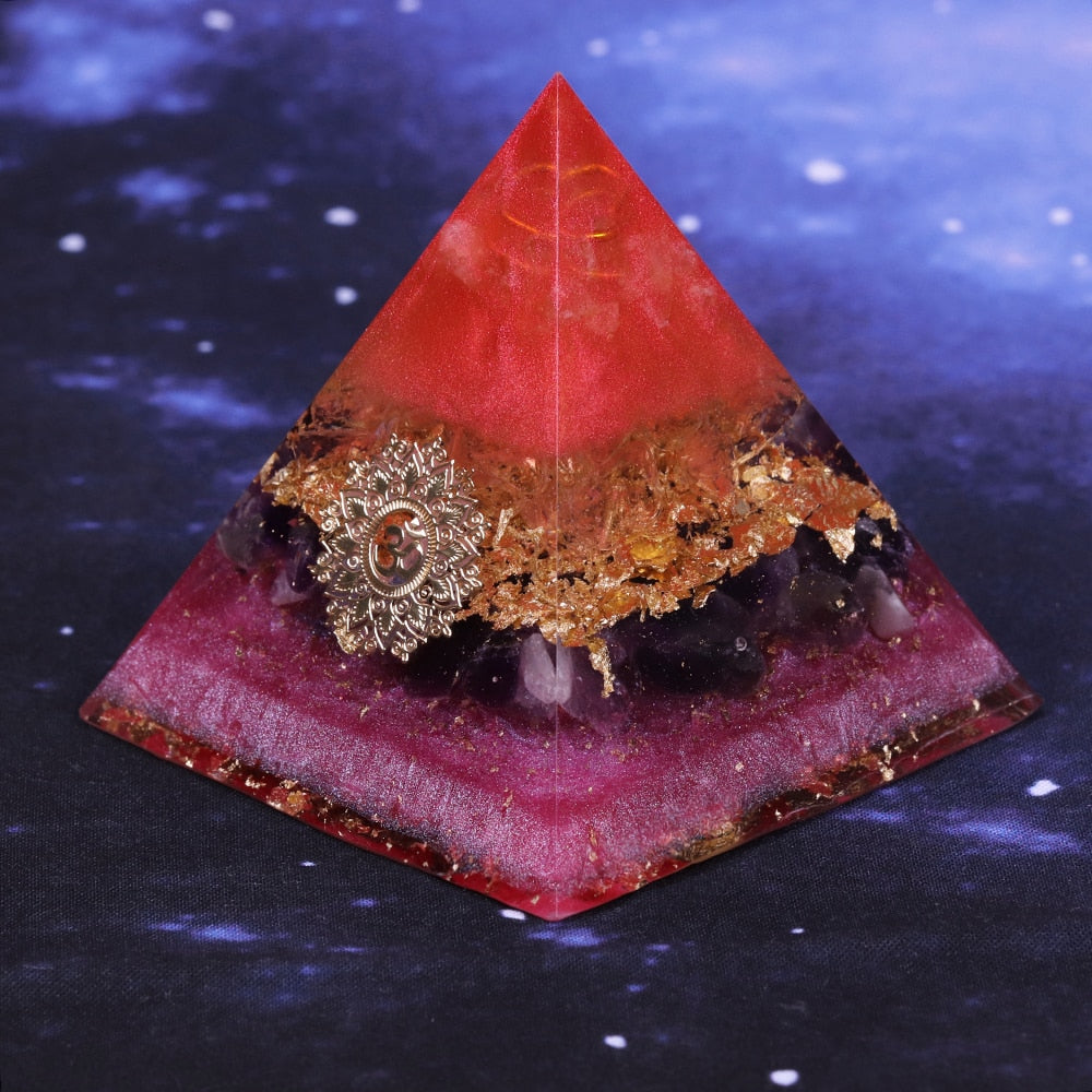 Orgonite 'Douceur & Apaisement'