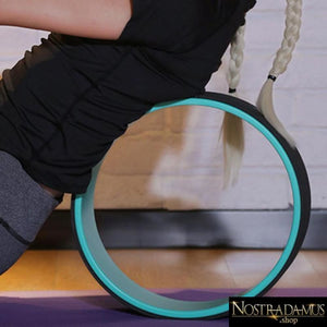 Roue de Yoga (Yoga Wheel) - Cercles De Yoga