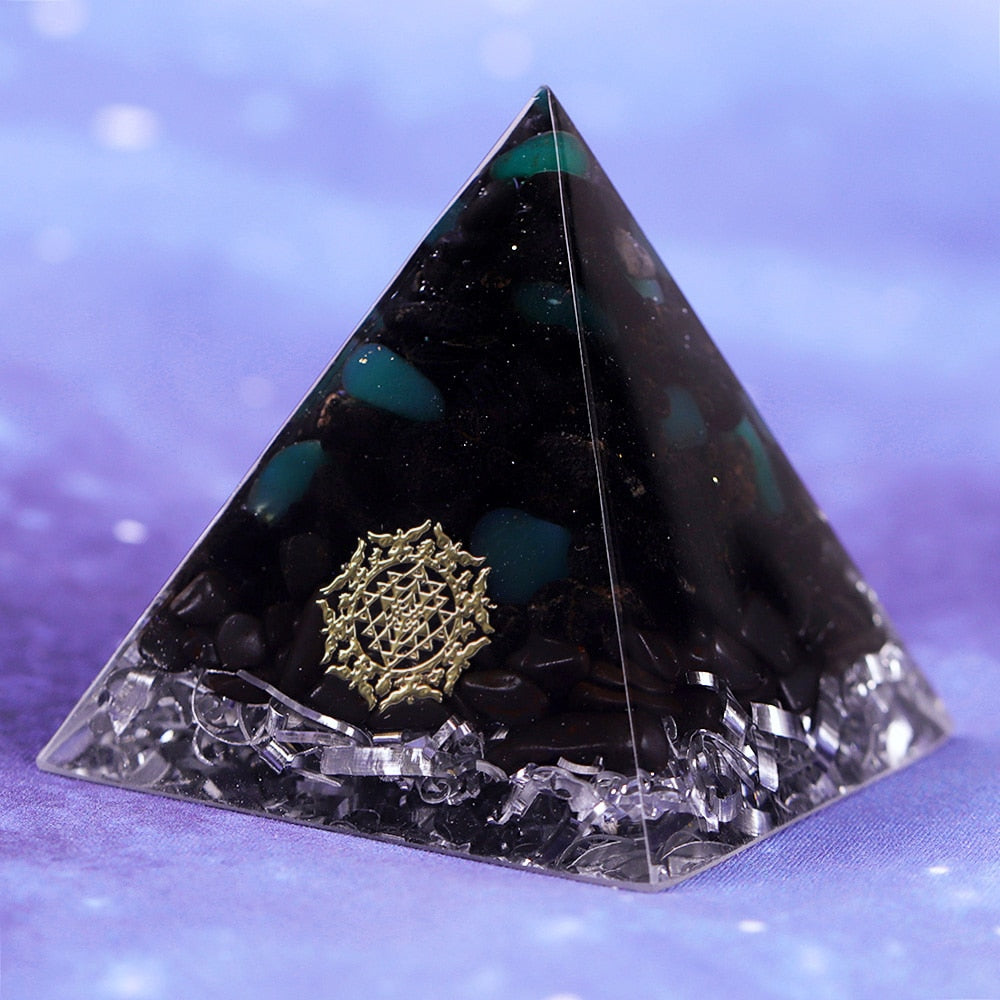Orgonite 'Protection & Guérison'