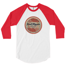 Load image into Gallery viewer, Vintage Reel 3/4 sleeve baseball shirt