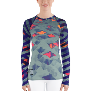 Stingray Women's Rash Guard