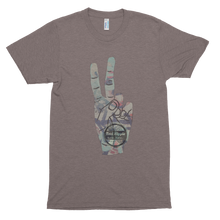Load image into Gallery viewer, Graffiti Peace Unisex Track Shirt