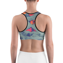 Load image into Gallery viewer, Stingray workout bra