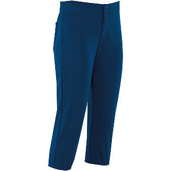 High Five 15133 GIRL'S UNBELTED SOFTBALL PANT
