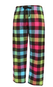 Boxercraft F19Y Youth NEON Flannel Pants