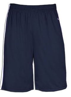 Badger 7243 B-Power Reversible Basketball Shorts-ADULT