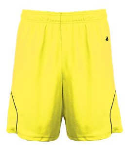 Badger 2101 Girls Motioin Performance Short