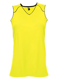 Badger 2172 Girls Adrenaline Performance jersey