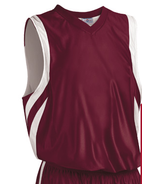 Teamwork 1409 Youth Downtown Reversible Basketball Jersey