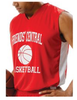 A4 NB2320 Youth Reversible Moisture Managment Basketball Jersey