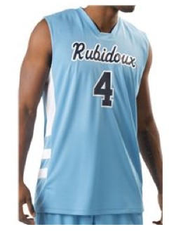 A4 NB2349 Youth Reversible Speedway Muscle Basketball Jersey